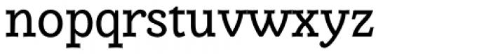 Alumina 55 Roman Font LOWERCASE