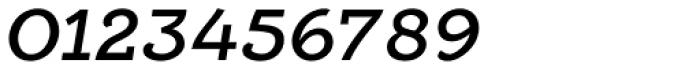 Alumina 64 Medium Ex Italic Font OTHER CHARS