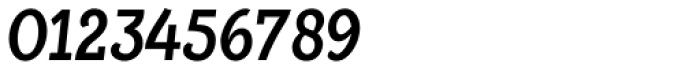 Alumina 68 Medium Condensed Italic Font OTHER CHARS