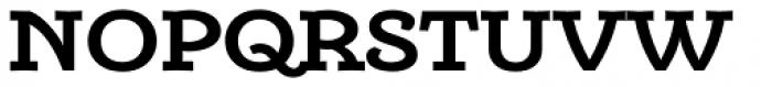 Alumina 73 Bold Ex Font UPPERCASE
