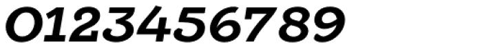 Alumina 74 Bold Ex Italic Font OTHER CHARS