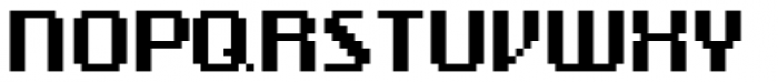 Always Twelve Regular Font UPPERCASE