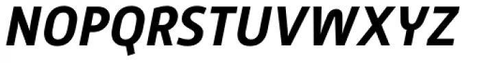 Alwyn New Bold Italic Font UPPERCASE