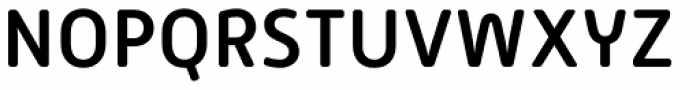 Alwyn New Rounded Medium Font UPPERCASE