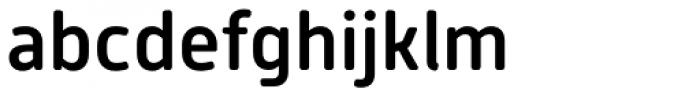 Alwyn New Rounded Medium Font LOWERCASE