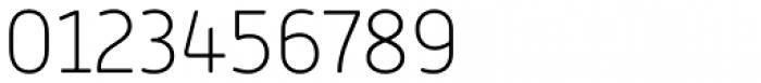 Alwyn New Rounded Thin Font OTHER CHARS