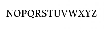 Alias Union Medium Font UPPERCASE
