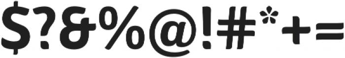 AM Floriana Bold otf (700) Font OTHER CHARS