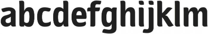 AM Floriana Bold ttf (700) Font LOWERCASE