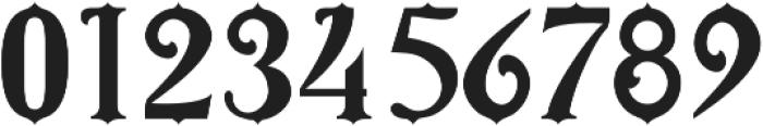 AMAZINGA otf (400) Font OTHER CHARS