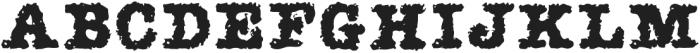 AMTW-RR otf (400) Font UPPERCASE