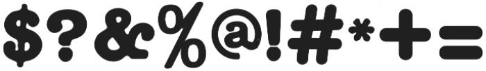 AMTW-Reg otf (400) Font OTHER CHARS