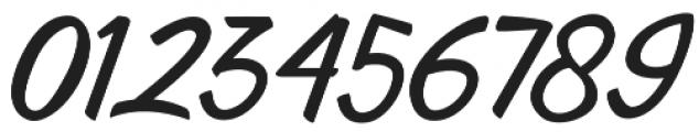 Amanda otf (400) Font OTHER CHARS