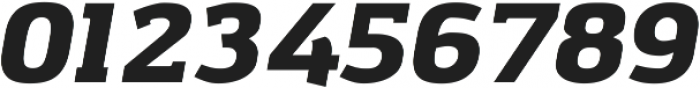 Amazing Grotesk Heavy Italic ttf (800) Font OTHER CHARS