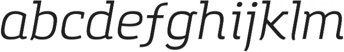 Amazing Grotesk ttf (400) Font LOWERCASE