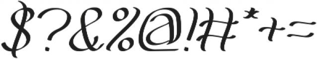 Amazing Symphony ttf (400) Font OTHER CHARS