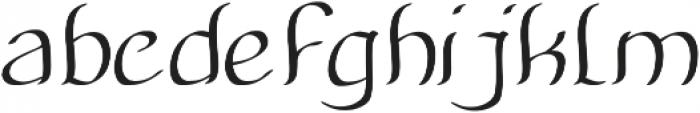 Amazing Symphony ttf (400) Font LOWERCASE