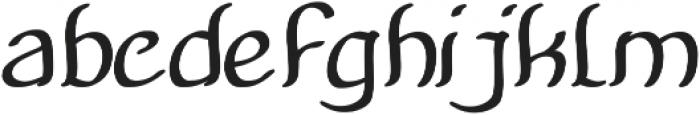 Amazing Symphony ttf (700) Font LOWERCASE