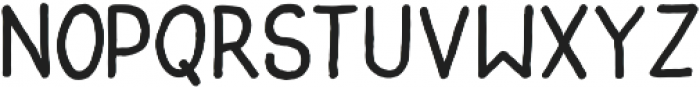 Amely ttf (700) Font LOWERCASE