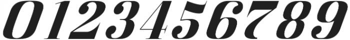 America Italic otf (400) Font OTHER CHARS