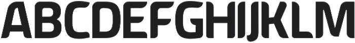 American Fox Regular otf (400) Font UPPERCASE