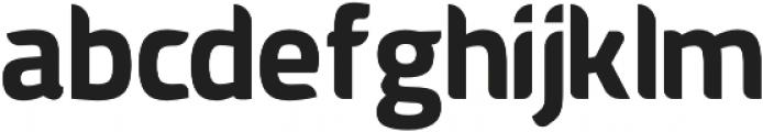 American Fox Regular otf (400) Font LOWERCASE