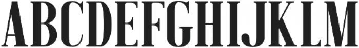 American Oak Serif otf (400) Font LOWERCASE