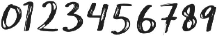 Amethyst Regular otf (400) Font OTHER CHARS