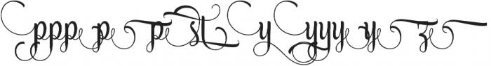 Amethyst11 ttf (400) Font UPPERCASE