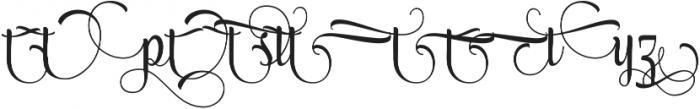 Amethyst11 ttf (400) Font LOWERCASE