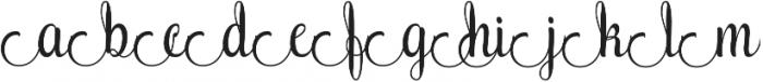 AmethystA ttf (400) Font LOWERCASE