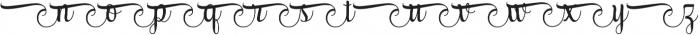 AmethystB ttf (400) Font UPPERCASE