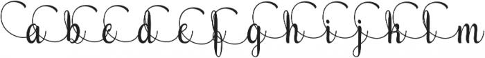 AmethystC ttf (400) Font UPPERCASE