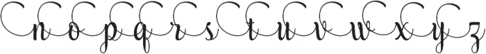 AmethystC ttf (400) Font LOWERCASE