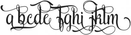 AmethystF ttf (400) Font UPPERCASE