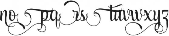 AmethystI ttf (400) Font LOWERCASE