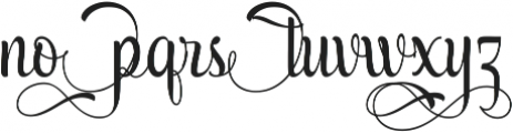 AmethystJ ttf (400) Font UPPERCASE