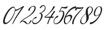 Amirra Script Amirra_Script Slant Rough otf (400) Font OTHER CHARS