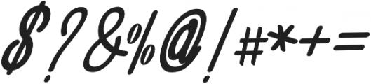 Amlight Extra otf (300) Font OTHER CHARS