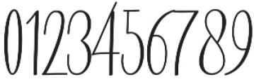 Amlight Medium otf (300) Font OTHER CHARS