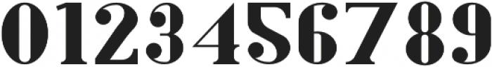 Amphi Regular otf (400) Font OTHER CHARS