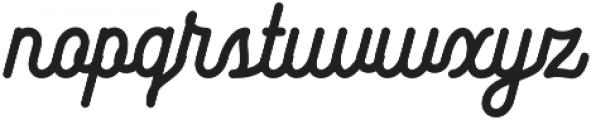Ampihan otf (400) Font LOWERCASE