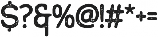 Amplifier otf (400) Font OTHER CHARS