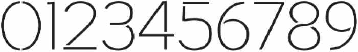 Amundsen Regular otf (400) Font OTHER CHARS