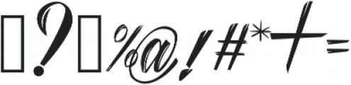 Amylight Regular ttf (300) Font OTHER CHARS