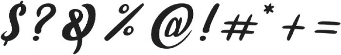amaranthine Regular otf (100) Font OTHER CHARS