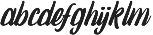 amaranthine Regular otf (100) Font LOWERCASE