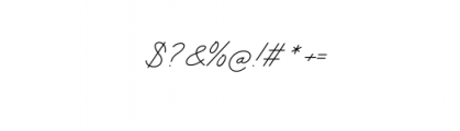 Amethyst.ttf Font OTHER CHARS