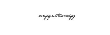 Amethyst.ttf Font LOWERCASE