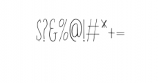 Amirah.TTF Font OTHER CHARS